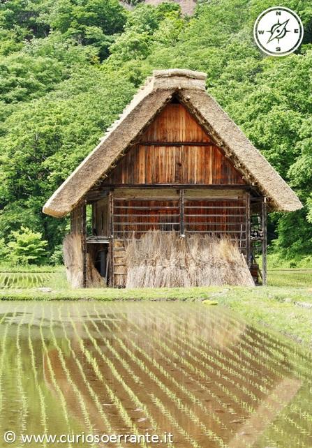 Il curioso errante - Shirakawa le tradizioni giappone 03