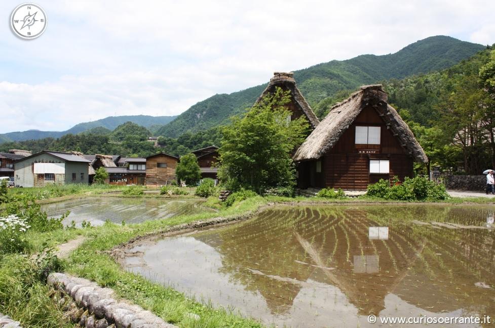 Il curioso errante - Shirakawa le tradizioni giappone 04