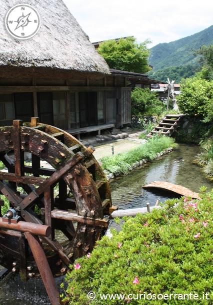 Il curioso errante - Shirakawa le tradizioni giappone 05