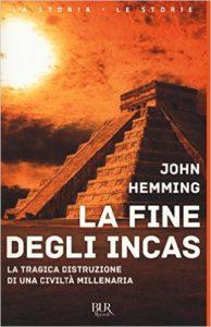 Libro La fine degli incas