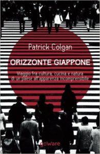 Libro Orizzonte Giappone Patrick Colgan