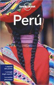 Libro Perù lonely planet