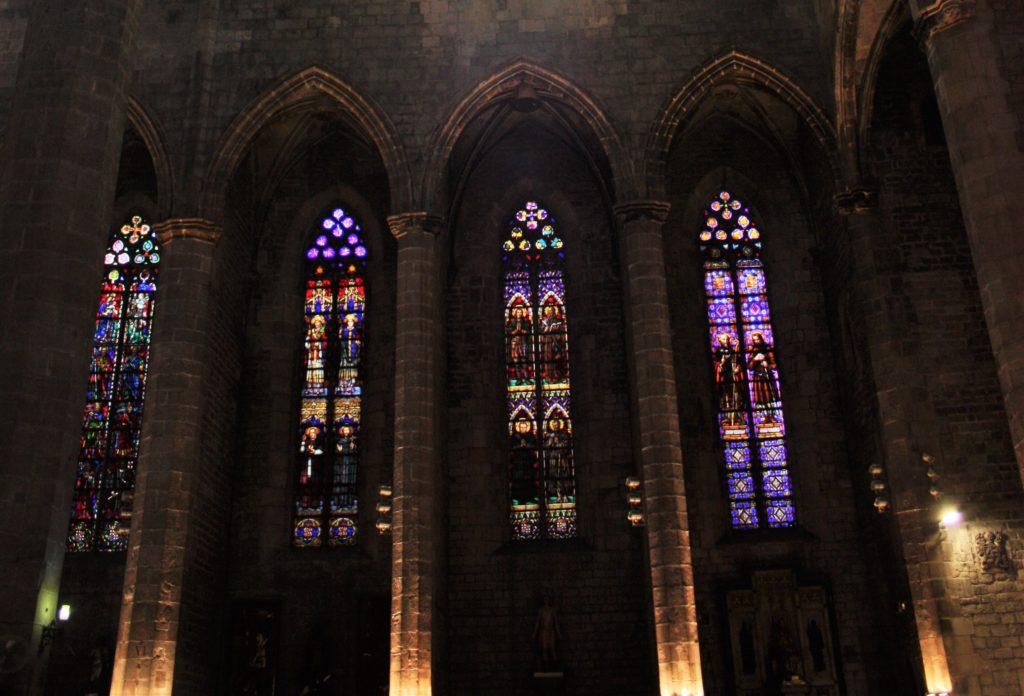 La cattedrale del mare - barcellona