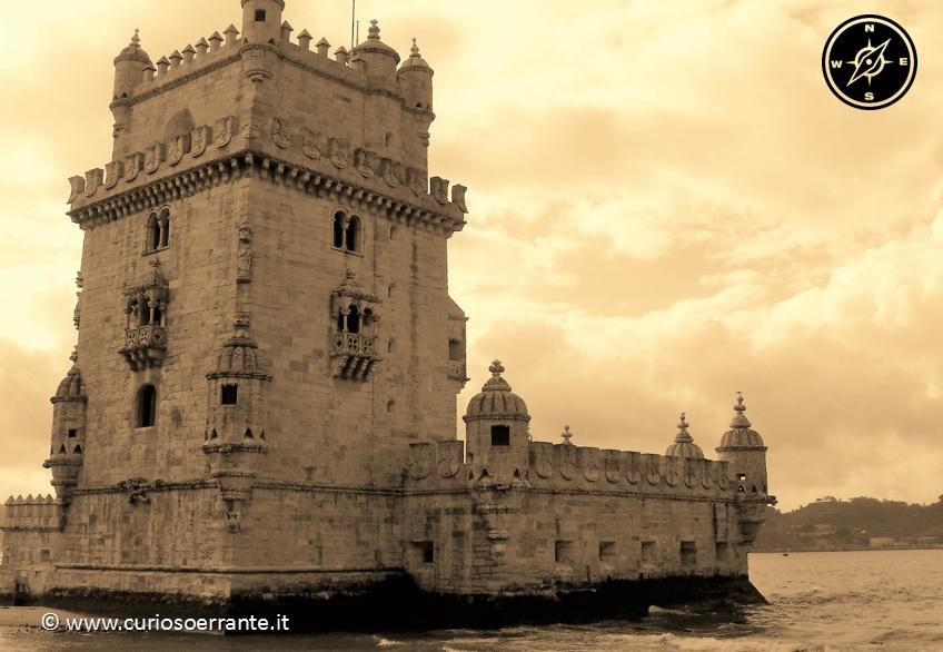 La torre di belem - lisbona