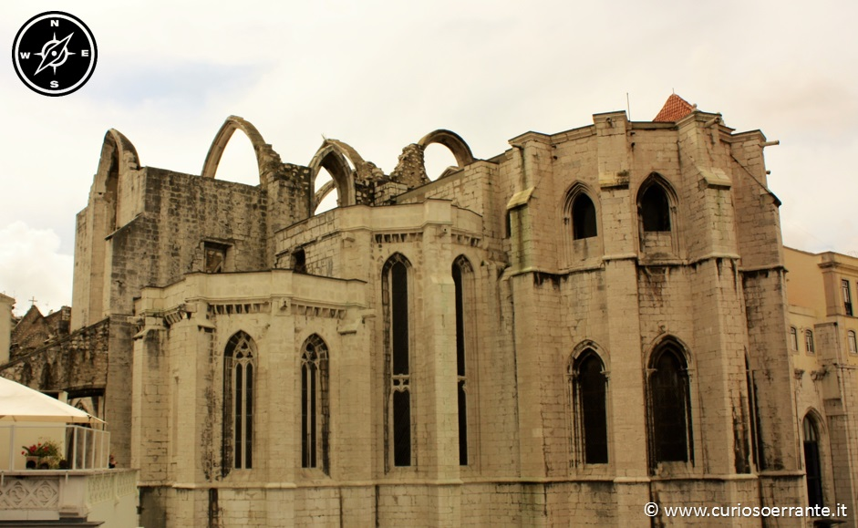 Convento do Carmo - Lisbona