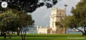 Torre di Belem sul fiume Tago