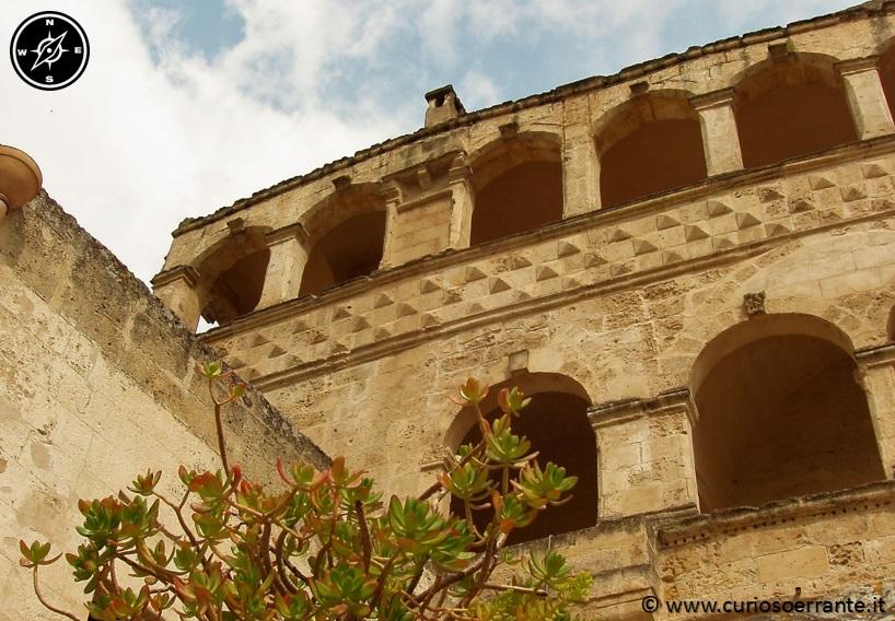 Edificio di architettura normanna-sveva