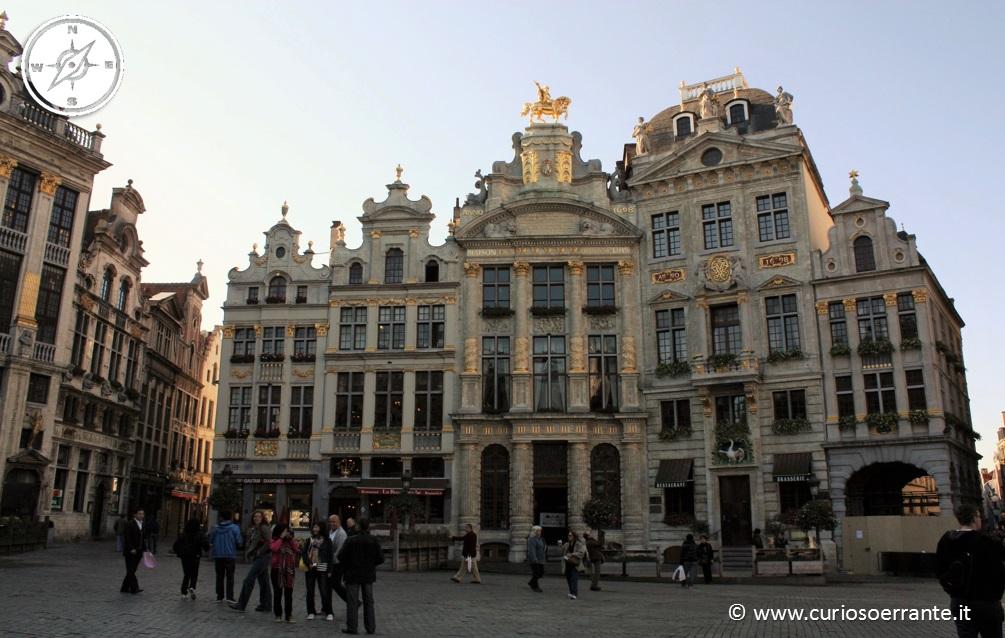 La grand Place di Bruxelles 03