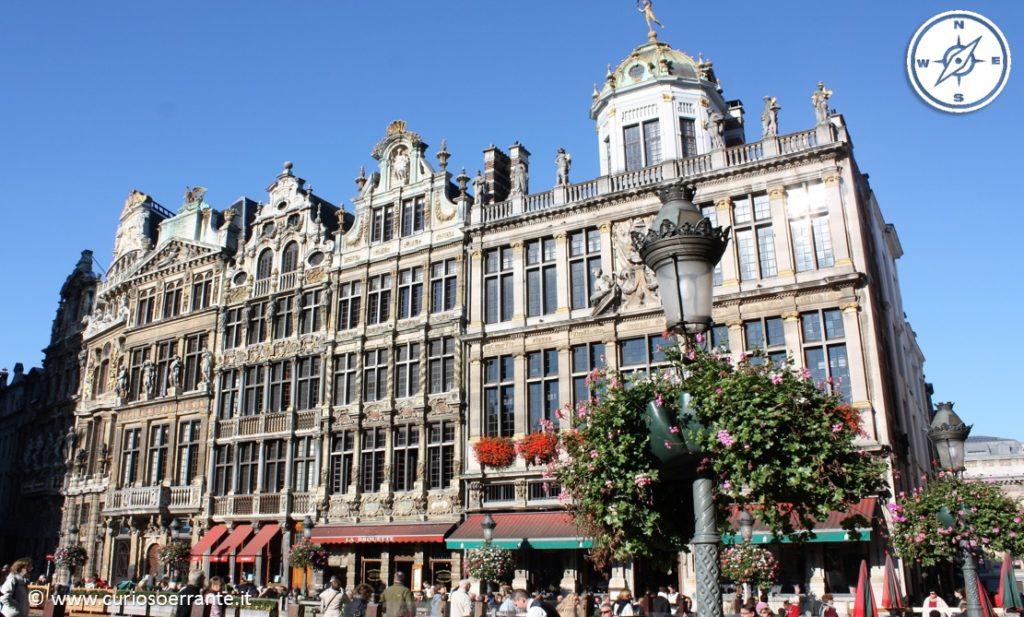 La grand Place di Bruxelles 04