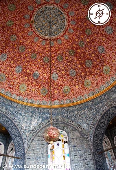 Topkapi - Particolare padiglione di Bagdad