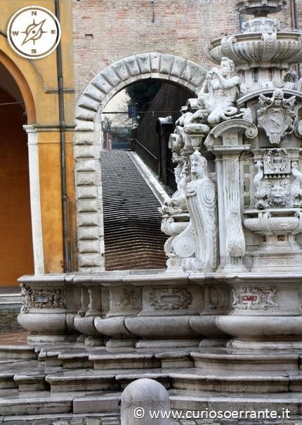 cesena rocca malatestiana fontana di masini