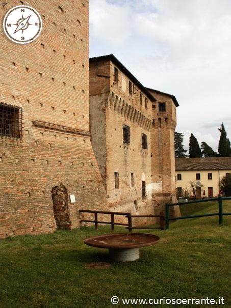 Entrata alla Torre Maschio - Rocca Malatestiana