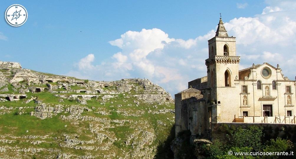 I sassi di Matera e san pietro Caveoso