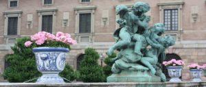 Gamla Stan - l'antica Stoccolma - Palazzo reale