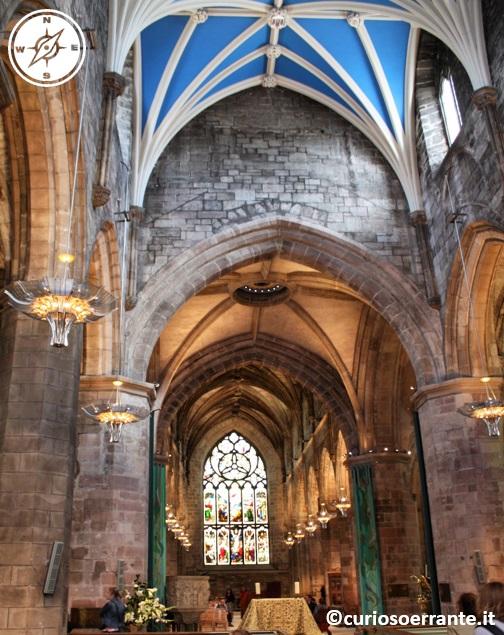 Cattedrale di Sant'Egidio - St.Giles Cathedral