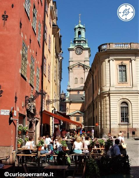 Stadsholmen - Gamla Stan - Stoccolma