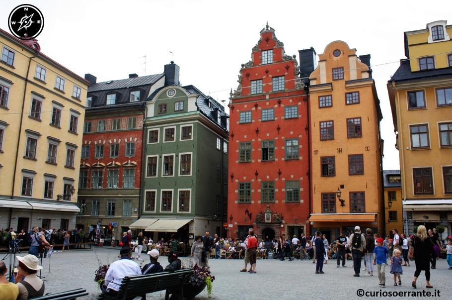 Stortorget - Gamla Stan - Stoccolma