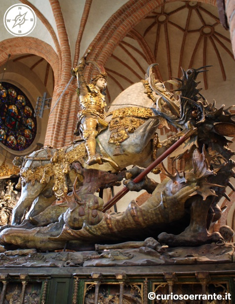 San Giorgio e il drago - Gamla Stan - Storkyrkan