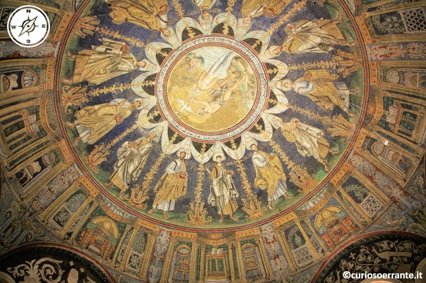 Ravenna - battistero neoniano