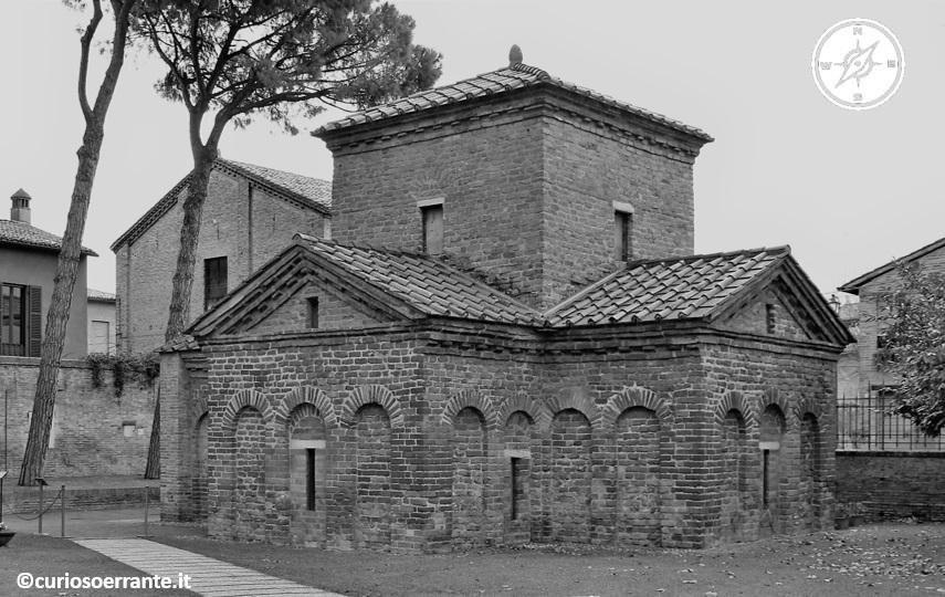 Ravenna - mausoleo di Gallia Placidia 2