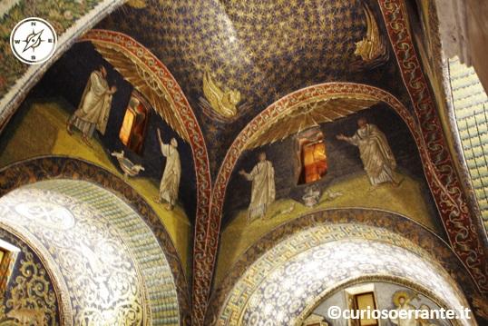 Ravenna - mausoleo di Gallia Placidia