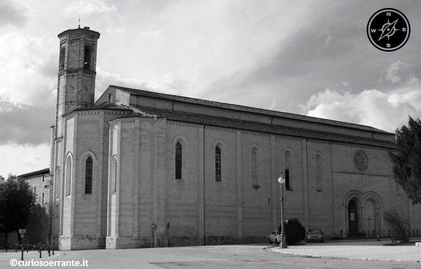 Chiesa di San Francesco - Gubbio