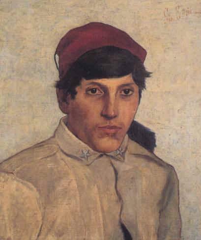Giovanni Fattori - Il bersagliere (1889)