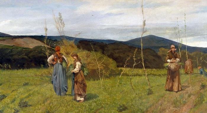 Giovanni Fattori - Le macchiaiole (1865)