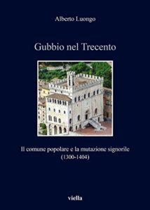 Gubbio nel Trecento - libro