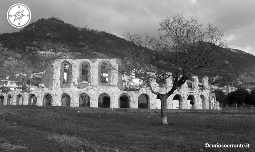 Teatro Romano - Gubbio