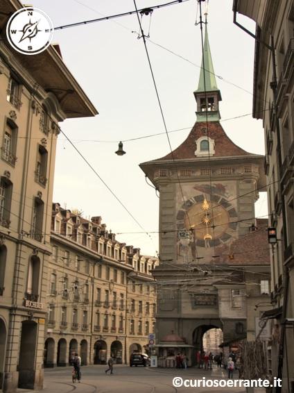 Berna - Zytglugge la torre dell'orologio