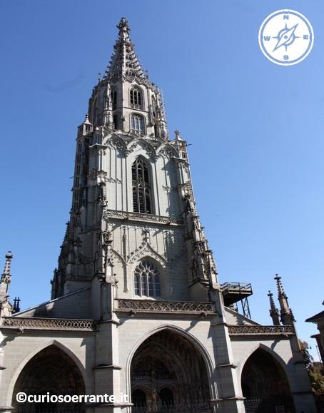 Berna - cattedrale Berner Münster