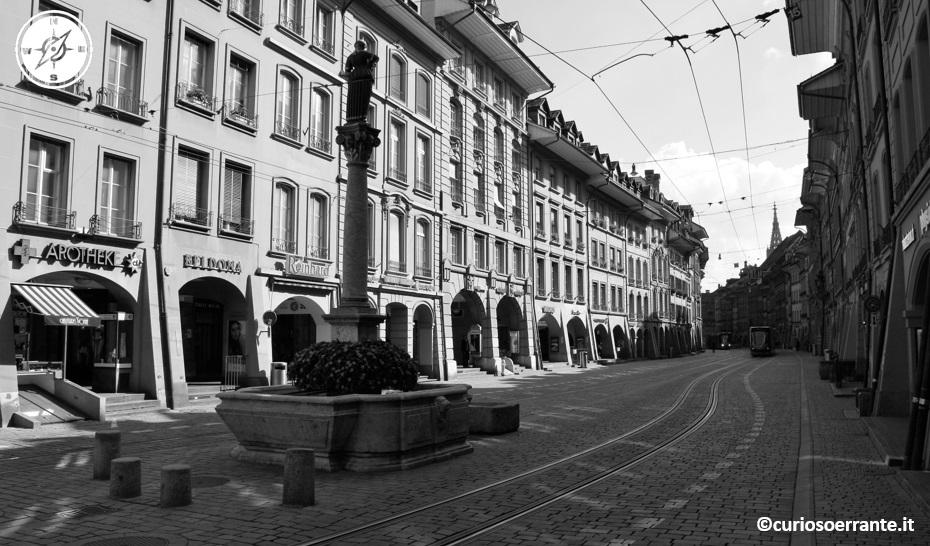 Berna - centro storico
