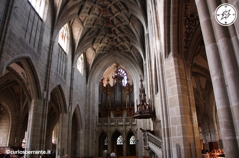 Berna - la cattedrale Berner Münster