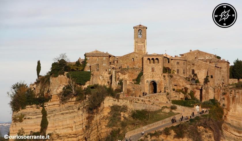 Civita di Bagnoregio - centro storico
