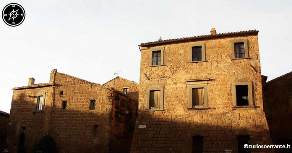 Civita di Bagnoregio - Piazza San Donato
