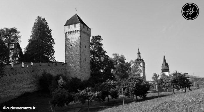 Lucerna - Mura del Musegg