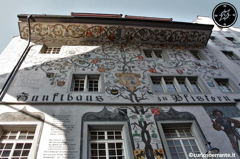 Lucerna - la sede della Corporazione di Pfistern
