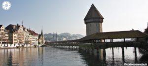 Lucerna - vista della città