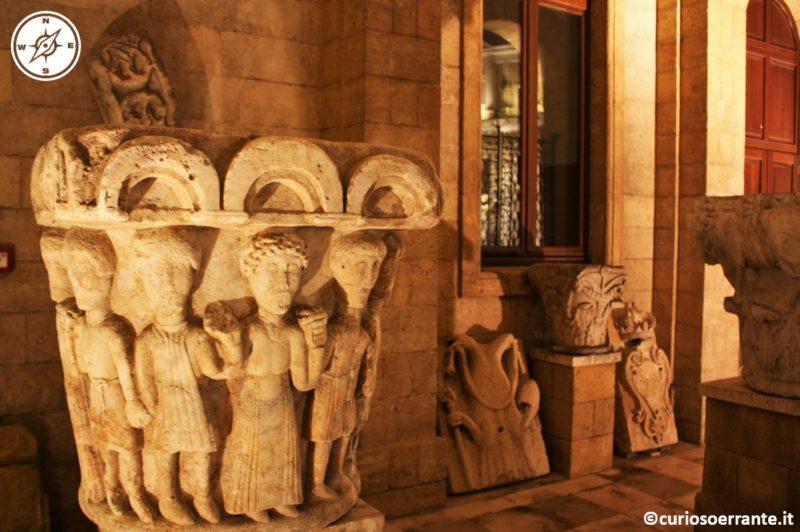 brindisi - museo archeologico ribezzo