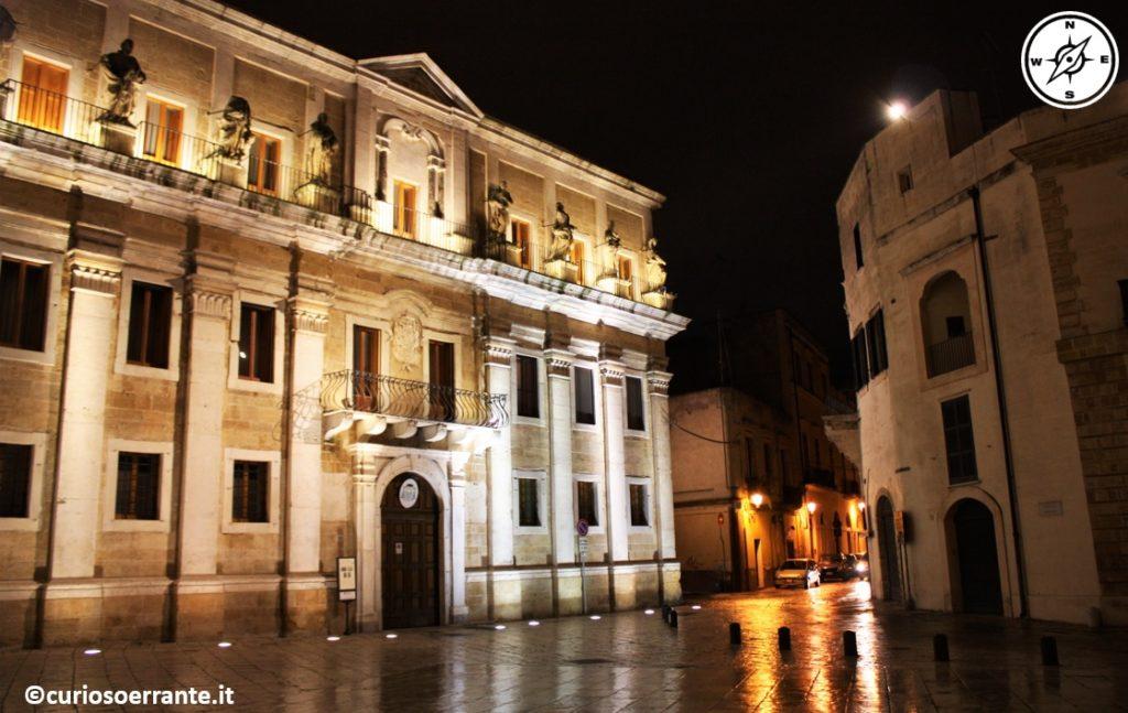 brindisi - passeggiata per il centro storico