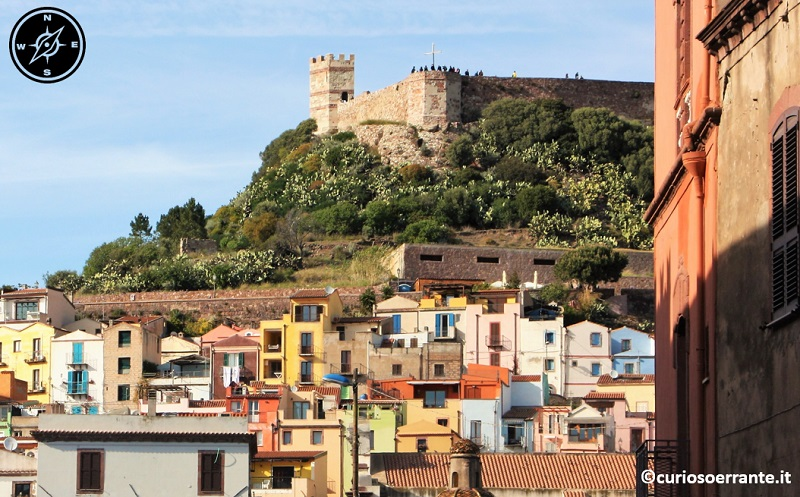 Bosa - Il castello malaspina