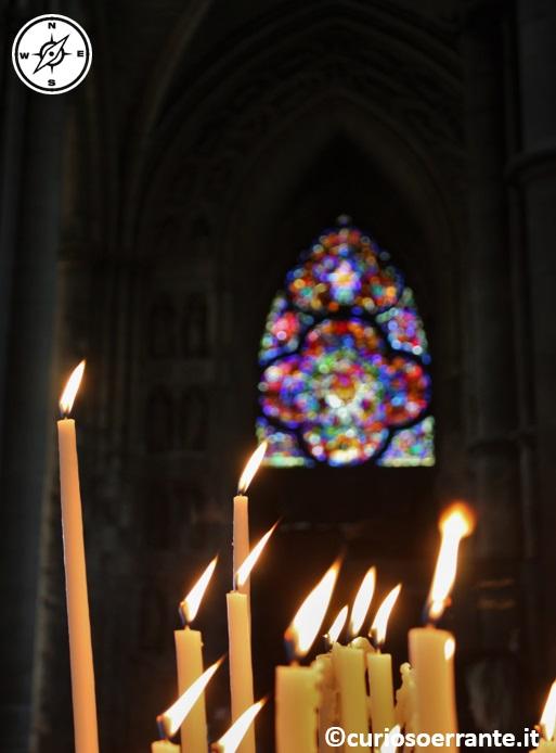 Cattedrale Notre Dame di Reims - luogo spirituale e religione