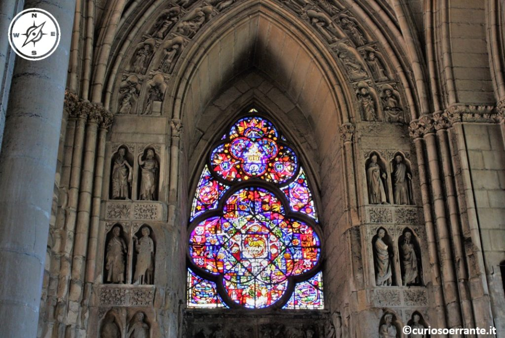 Cattedrale Notre Dame di Reims - vetrate