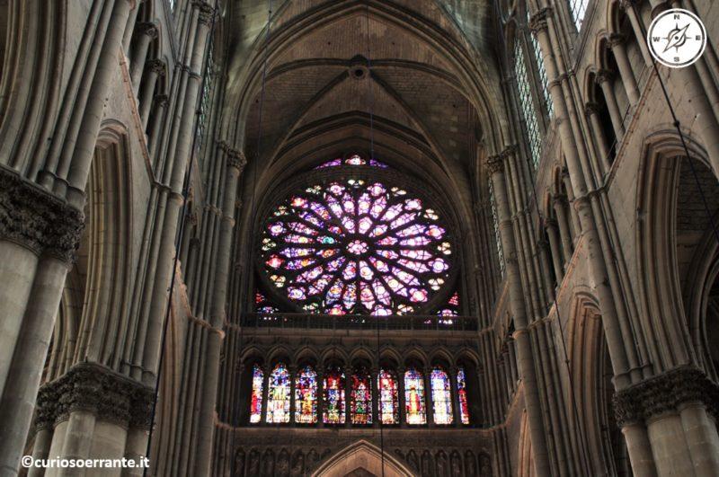 Cattedrale di Reims - vetrata