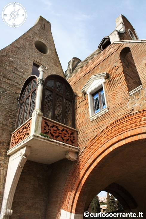 La casina delle civette - Villa Torlonia Roma 2