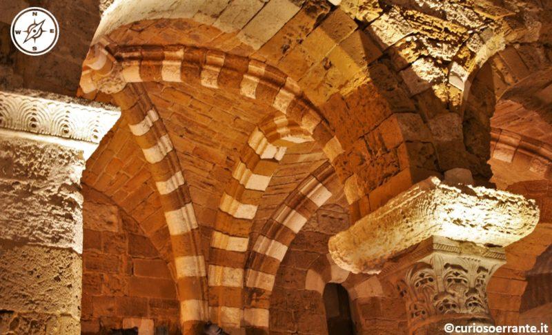 brindisi - arcate nel centro medievale