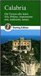 libro calabria - touring club