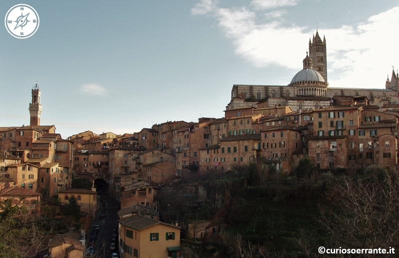 i due cuori della città di Siena