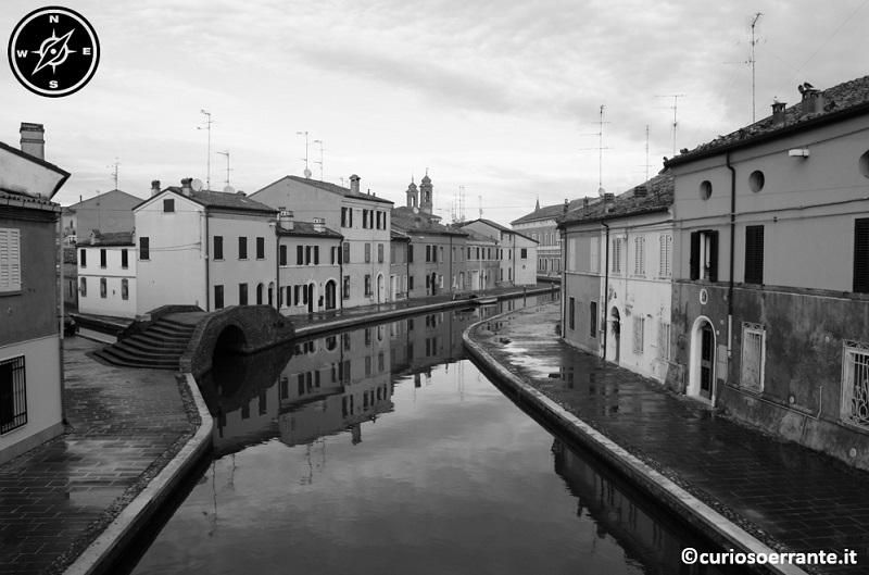 comacchio - centro storico